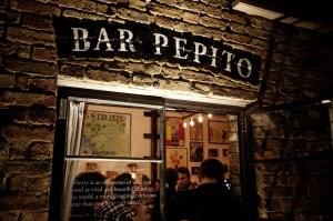 Pepito's Entrance